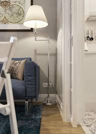 inspiring modern décor 25 square meter studio apartment