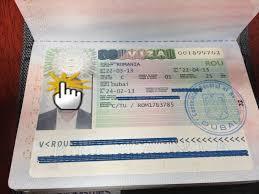 obtaining romanian tourist visa in dubai my subtle world