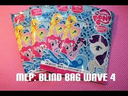 My Little Pony Blind Bag Wave 2 My Little Pony Fim Blind Bags Wave 4 Youtube