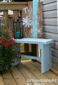 Bench 8 Diy Build A Rustic Bench For 8 Hometalk