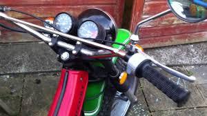 suzuki rv125 sand bike tracker youtube