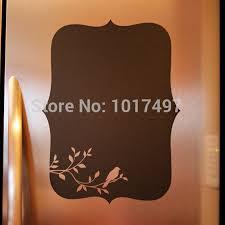 aliexpress com buy chalkboard vinyl wall decal chalkboard fridge
