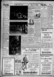 des moines register from des moines iowa on november 12 1929 page 22