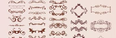 30 beautiful ornaments vector for free naldz graphics
