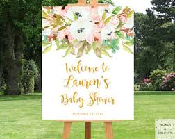 baby shower ideas for to be baby shower decor etsy