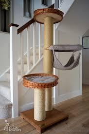 Large Cat Scratching Post Top 25 Best Cat Activity Centre Ideas On Pinterest Macaroni