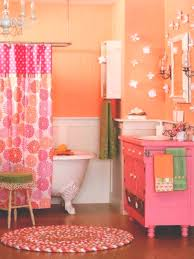 Girly Bathroom Accessories Sets Curtain Shower Curtain And Bath Mat Set Bathroom Shower Curtain