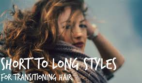 Protective Styles For Short Transitioning Hair - short to long styles for transitioning hair