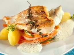 cuisiner le p穰isson photo de recette julienne de légumes et poisson blanc marmiton