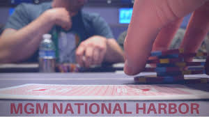 how many poker tables at mgm national harbor mgm national harbor hands and a favorable t shirt poker vlog 23