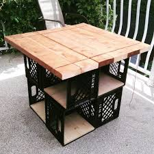 patio furniture with storage