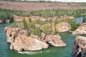Yukon River Map Yukon River The Classic Carmacks To Dawson City U2013 Ruby Range