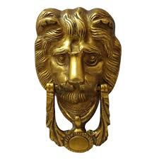 decorative door knockers decorative door knocker handle lion face engraved brass metal
