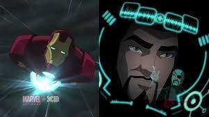 iron man u0026 iron spider