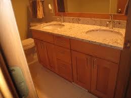 bathroom exclusive bathrooms ideas brown varnished wooden sink exclusive bathrooms ideas brown varnished wooden sink vanities granite countertop oval drop sinks