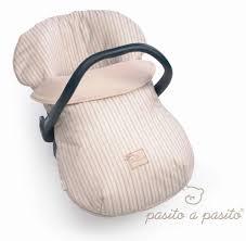 couverture siège auto bébé pasito a pasito ensemble housse et couvre bébé é pour