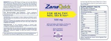 amazon com zanaquick strong nail capsules nail fungal treatment