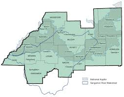State Map Of Illinois by What Is An Aquifer Normal Il Official Website