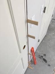 Hanging Prehung Door Interior Installing Prehung Interior Door Into Nonplumb Rough Opening