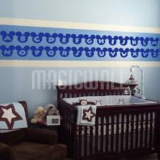 Alphabet Wall Decals For Nursery Wall Stickers Alphabet Mickey Mouse Nursery Wall Decals Canada