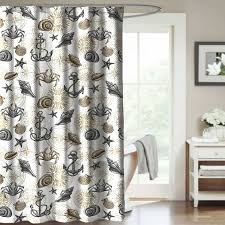 Crest Home Design Shower Curtains