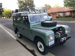 1975 land rover 1961 land rover series iia for sale classiccars com cc 975071