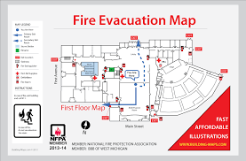 fire exit floor plan template pretty free evacuation plan template contemporary exle resume