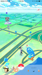 Ingress World Map by Pokemon Go Taught Me More About The Town I Live In Kotaku Australia