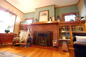 arts and crafts homes interiors arts and crafts living room masters mind