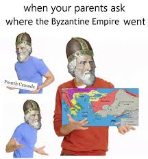 Know Your Meme 9gag - why is everybody saying deus vult and everybody is making