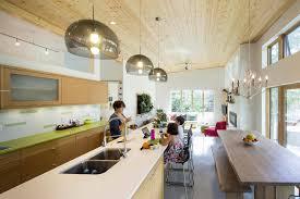 modern edmonton bungalow utilizes concrete make it energy