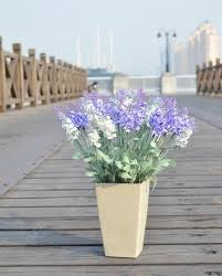 Lavender Home Decor Lavender Artificial Flowers Promotion Shop For Promotional