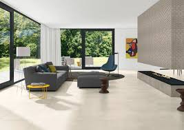 Livingroom Tiles Living Room Tile Floor Porcelain Stoneware Plain Everlane