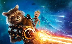 rocket guardians galaxy vol 2 4k 8k wallpapers hd wallpapers