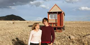 couple build tiny house seek a new american dream huffpost