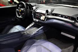 Ferrari California T Interior Ferrari Ups The Game With California T Hs Package Gtc4lusso