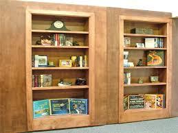 hidden bookcase door plans american hwy