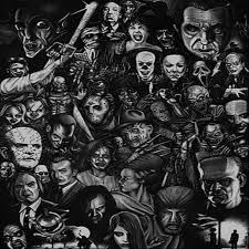 horror movie icons wallpaper wallpapersafari