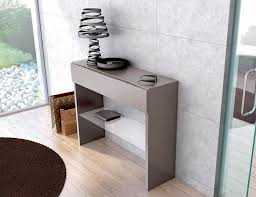 modern console table with drawers appealing console hall tables furniture with modern hall table