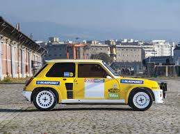 renault rally 2016 rm sotheby u0027s 1982 renault 5 turbo group b paris 2017