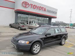 volvo vans 2006 volvo xc70 awd in black 223596 vannsuv com vans and