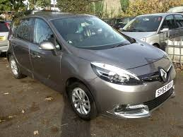 used renault scenic cars for sale motors co uk