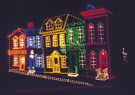holiday festival of lights charleston james island county park festival of lights south carolina livin