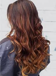 how to fade highlights in hair dark brown hairs 40 unique ways to make your chestnut brown hair pop caramel