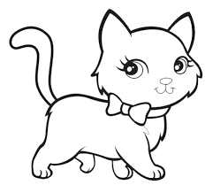 Cat Coloring Pages Color Bros Cat Coloring Pages