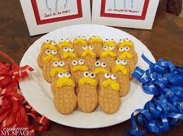 10 fun foods to celebrate dr seuss the lorax nutter butters i