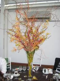 curly willow centerpieces dramatic curly willow and forsythia centerpieces yelp