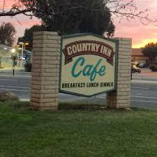 country inn cafe almaden home san jose california menu
