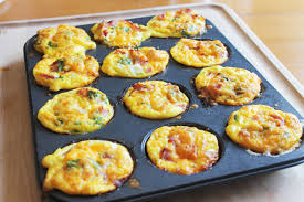 easy breakfast casserole muffins freezer meal thriving home