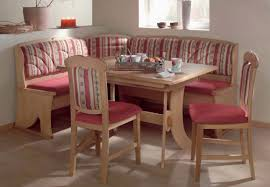 dining set kitchen table bench seating kitchen banquettes for